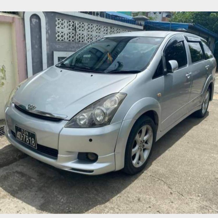 Toyota Wish 2003  Image, ကား/စီဒန် classified, Myanmar marketplace, Myanmarkt