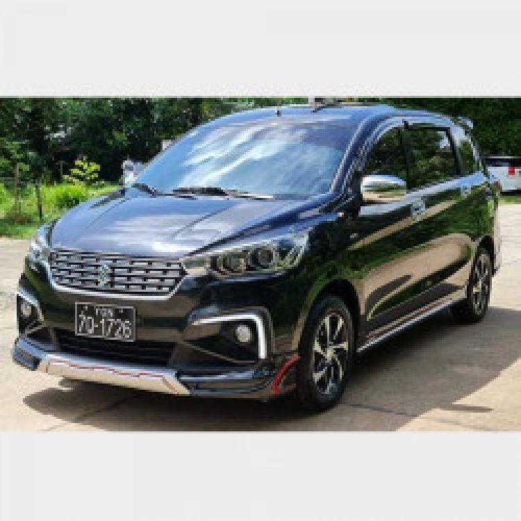 Suzuki Ertiga 2019  Image, ဗန် classified, Myanmar marketplace, Myanmarkt