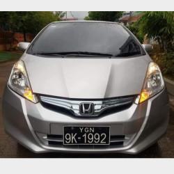 Honda Fit Hybrid 2010 Image