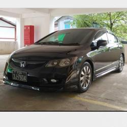 Honda Civic 2009  Image, classified, Myanmar marketplace, Myanmarkt