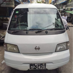 Nissan Vanette 2009  Image, classified, Myanmar marketplace, Myanmarkt