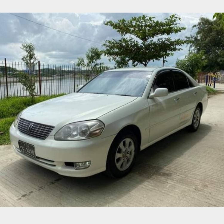 Toyota Mark II 2001  Image, ကား/စီဒန် classified, Myanmar marketplace, Myanmarkt