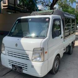 Suzuki Carry Truck 2013 Image