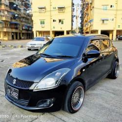 Suzuki Swift 2010  Image, classified, Myanmar marketplace, Myanmarkt