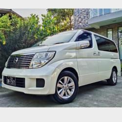 Nissan Elgrand 2006  Image, classified, Myanmar marketplace, Myanmarkt