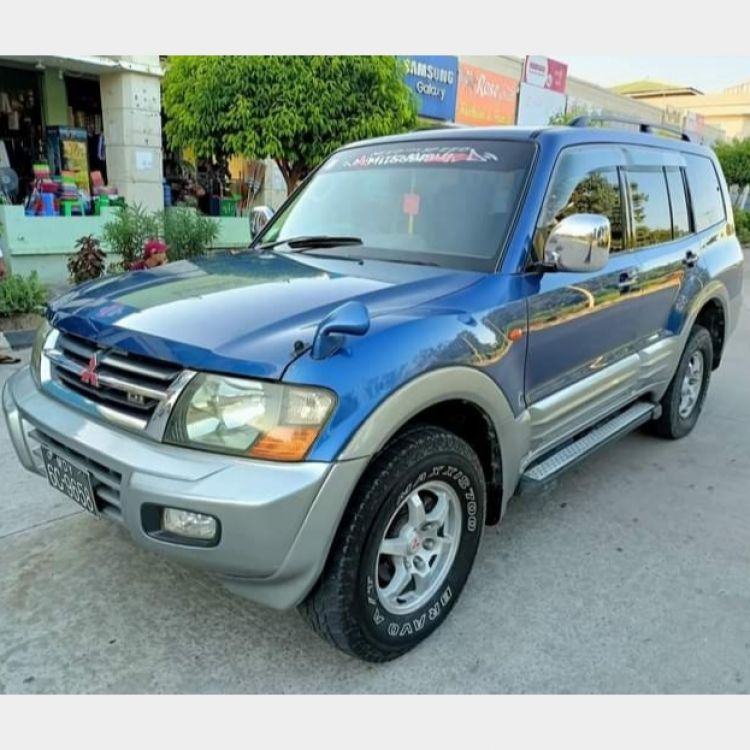 Mitsubishi Pajero 1999  Image, ကား/စီဒန် classified, Myanmar marketplace, Myanmarkt