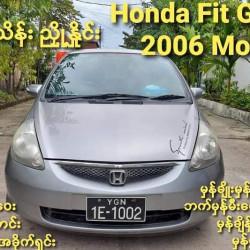 Honda Fit 2006  Image, classified, Myanmar marketplace, Myanmarkt