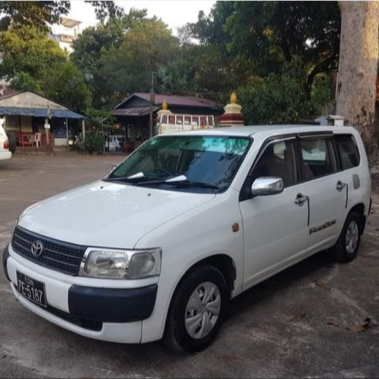 Toyota Probox 2006  Image, ကား/စီဒန် classified, Myanmar marketplace, Myanmarkt