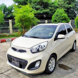 KIA Picanto 2013  Image, classified, Myanmar marketplace, Myanmarkt