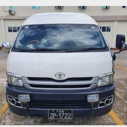 Toyota HiAce 2010  Image, classified, Myanmar marketplace, Myanmarkt
