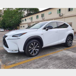 Lexus NX 200t 2017  Image, classified, Myanmar marketplace, Myanmarkt