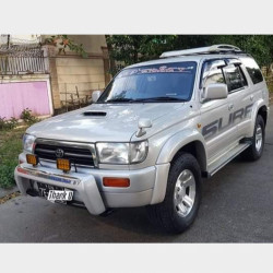 Toyota Hilux Surf 1997  Image, classified, Myanmar marketplace, Myanmarkt