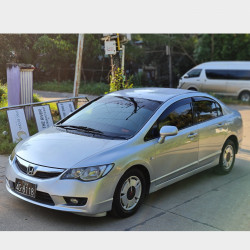 Honda Civic Hybrid 2009  Image, classified, Myanmar marketplace, Myanmarkt