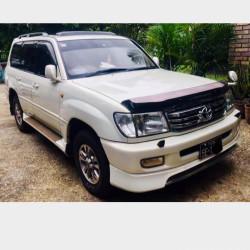 Toyota Land Cruiser 1998  Image, classified, Myanmar marketplace, Myanmarkt