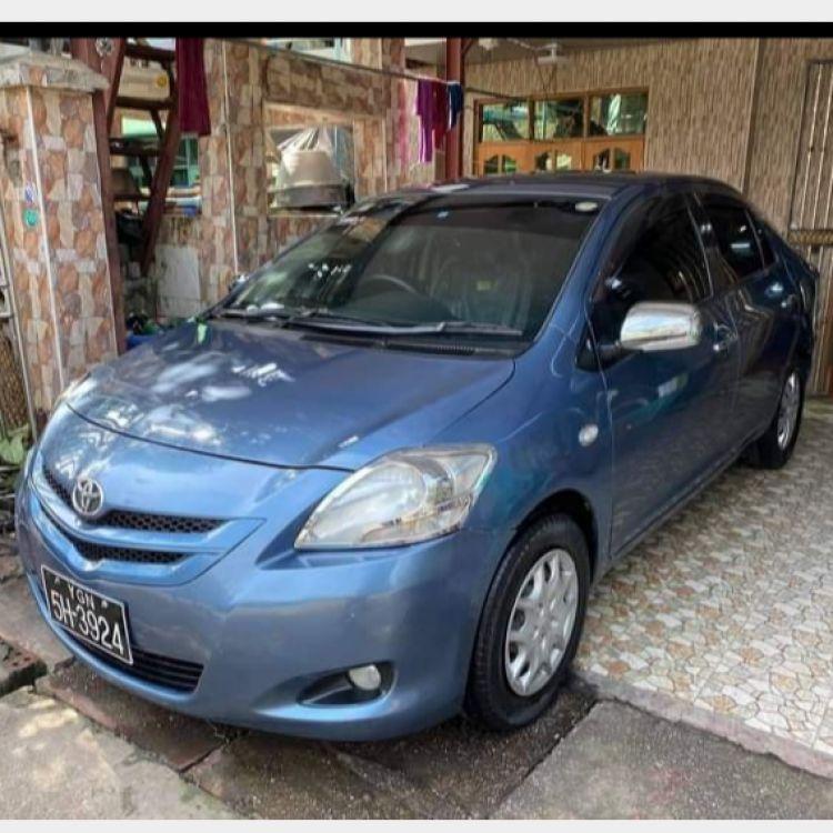 Toyota Belta 2008  Image, ကား/စီဒန် classified, Myanmar marketplace, Myanmarkt