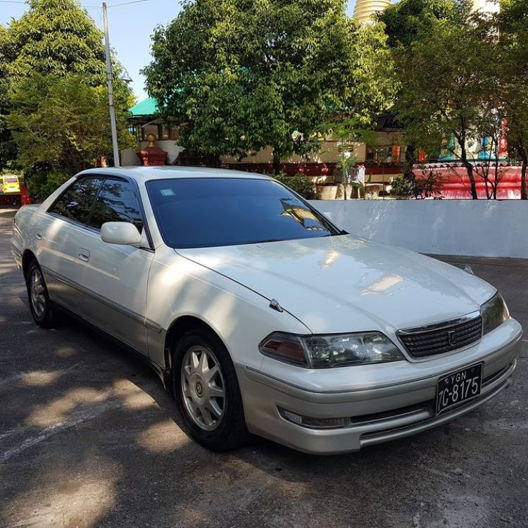 Toyota Mark II 1999  Image, ကား/စီဒန် classified, Myanmar marketplace, Myanmarkt
