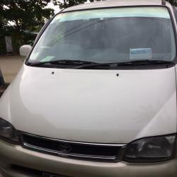 Toyota Granvia 1997  Image, classified, Myanmar marketplace, Myanmarkt