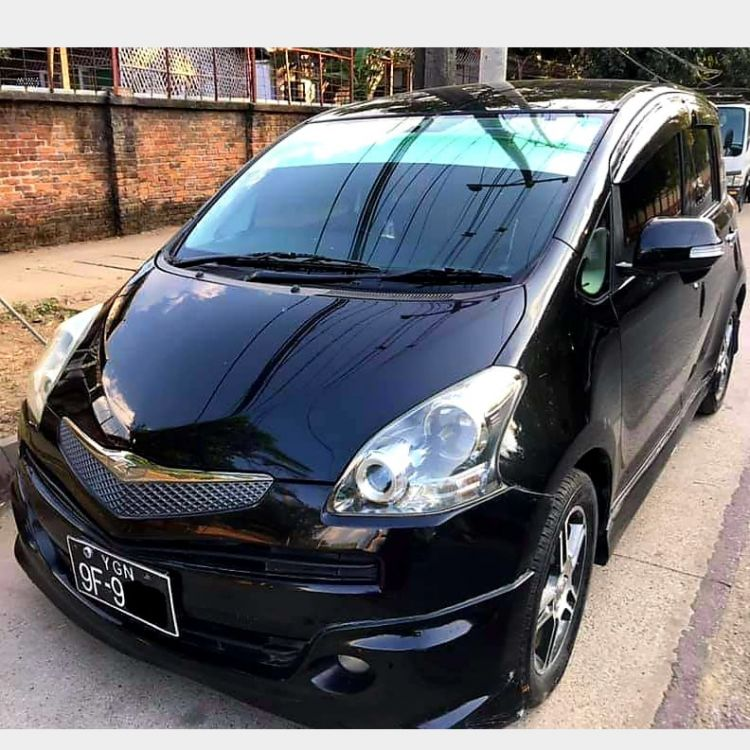 Toyota Ractis 2009  Image, ကား/စီဒန် classified, Myanmar marketplace, Myanmarkt