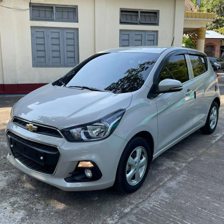 Chevrolet Spark 2018  Image, ကား/စီဒန် classified, Myanmar marketplace, Myanmarkt