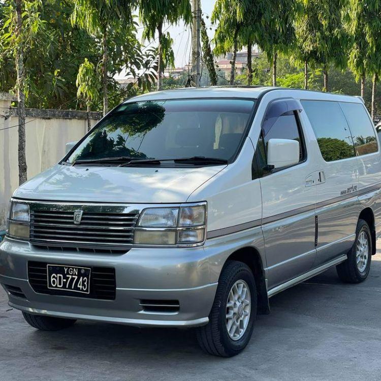 Nissan Elgrand 2000  Image, ကား/စီဒန် classified, Myanmar marketplace, Myanmarkt