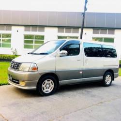 Toyota Granvia 2001  Image, classified, Myanmar marketplace, Myanmarkt