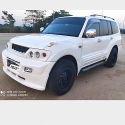 Mitsubishi Pajero 2000  Image, classified, Myanmar marketplace, Myanmarkt