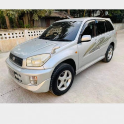 Toyota RAV4 2000  Image, classified, Myanmar marketplace, Myanmarkt