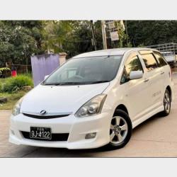 Toyota Wish 2006  Image, classified, Myanmar marketplace, Myanmarkt