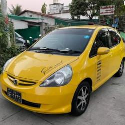Honda Fit 2007  Image, classified, Myanmar marketplace, Myanmarkt