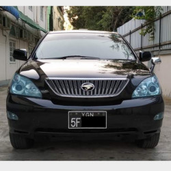 Toyota Harrier 2004 Image