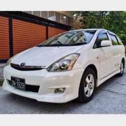 Toyota Wish 2006 Image