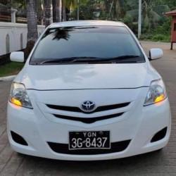 Toyota Belta 2008  Image, classified, Myanmar marketplace, Myanmarkt