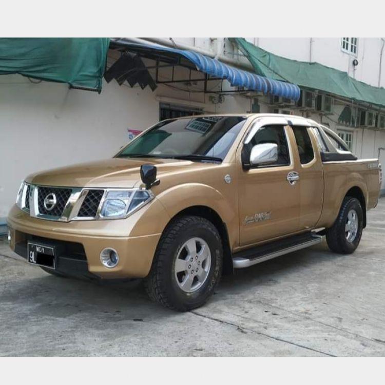 Nissan Navara 2007  Image, ကား/စီဒန် classified, Myanmar marketplace, Myanmarkt