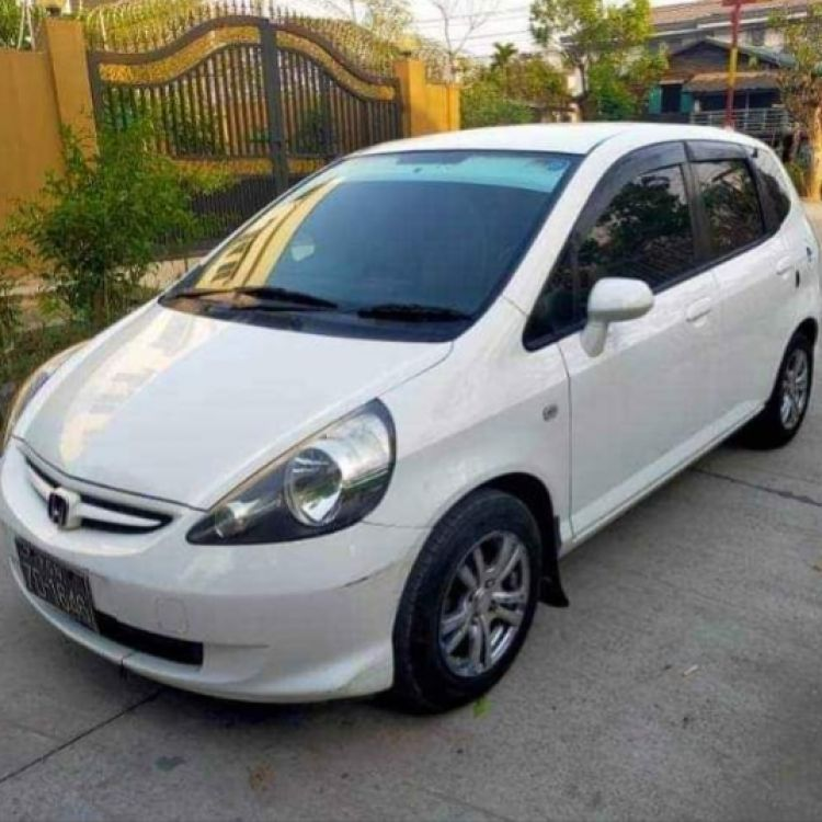Honda Fit 2007  Image, ကား/စီဒန် classified, Myanmar marketplace, Myanmarkt
