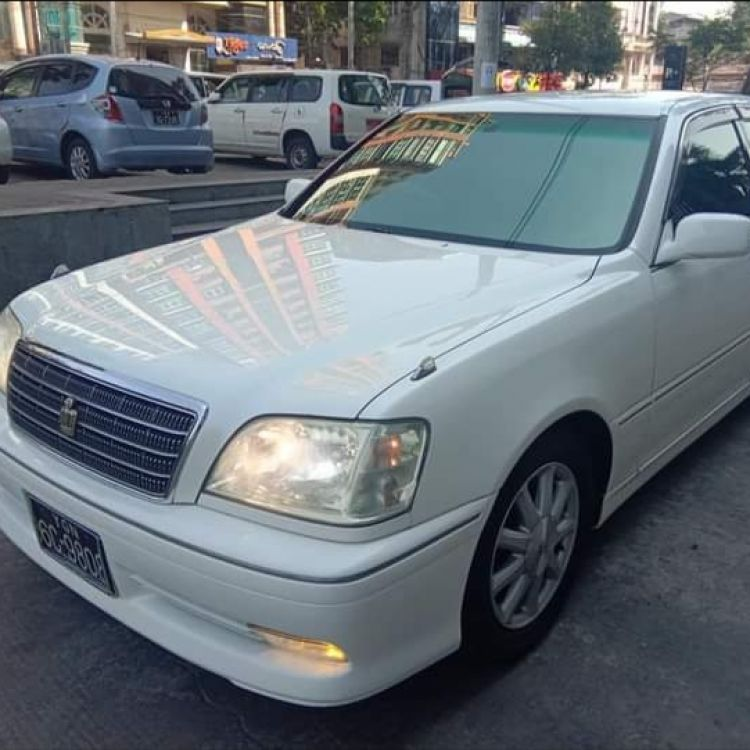Toyota Crown  2002  Image, ကား/စီဒန် classified, Myanmar marketplace, Myanmarkt