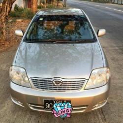 Toyota Corolla 2003 Image