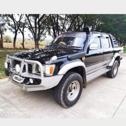 Toyota Hilux  Double Cab 1997  Image, classified, Myanmar marketplace, Myanmarkt