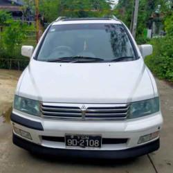Mitsubishi Chariot Grandis 1999  Image, classified, Myanmar marketplace, Myanmarkt