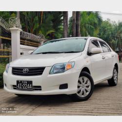 Toyota Corolla Axio  2009  Image, classified, Myanmar marketplace, Myanmarkt