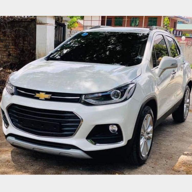Chevrolet Trax 2019  Image, 4x4/SUV classified, Myanmar marketplace, Myanmarkt