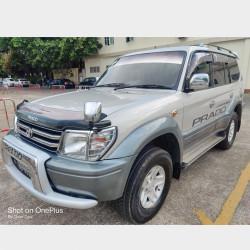 Toyota Land Cruiser Prado  1996  Image, classified, Myanmar marketplace, Myanmarkt