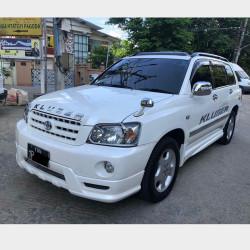 Toyota Kluger  2006 Image
