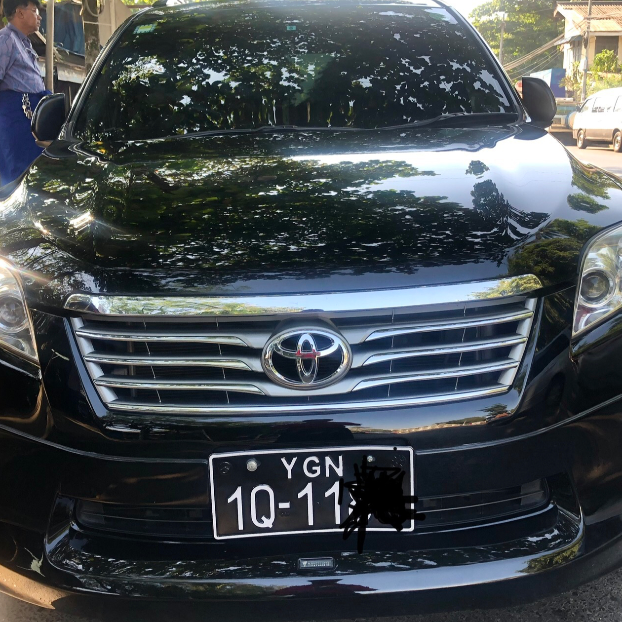 Toyota Vanguard 2011  Image, 4x4/SUV classified, Myanmar marketplace, Myanmarkt