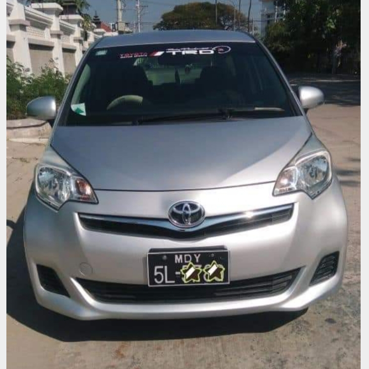 Toyota Ractis 2011  Image, ကား/စီဒန် classified, Myanmar marketplace, Myanmarkt