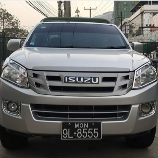 Isuzu D-Max (Single Cab) 2013  Image, ကား/စီဒန် classified, Myanmar marketplace, Myanmarkt