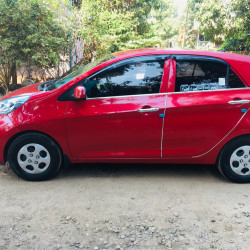KIA Picanto 2017  Image, classified, Myanmar marketplace, Myanmarkt