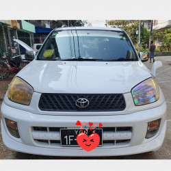 Toyota RAV4 2000  Image, classified, Myanmar marketplace, Myanmarkt