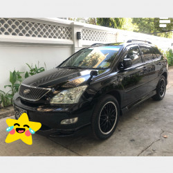 Toyota Harrier 2003  Image, classified, Myanmar marketplace, Myanmarkt