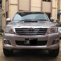 Toyota Hilux Vigo 2014  Image, classified, Myanmar marketplace, Myanmarkt