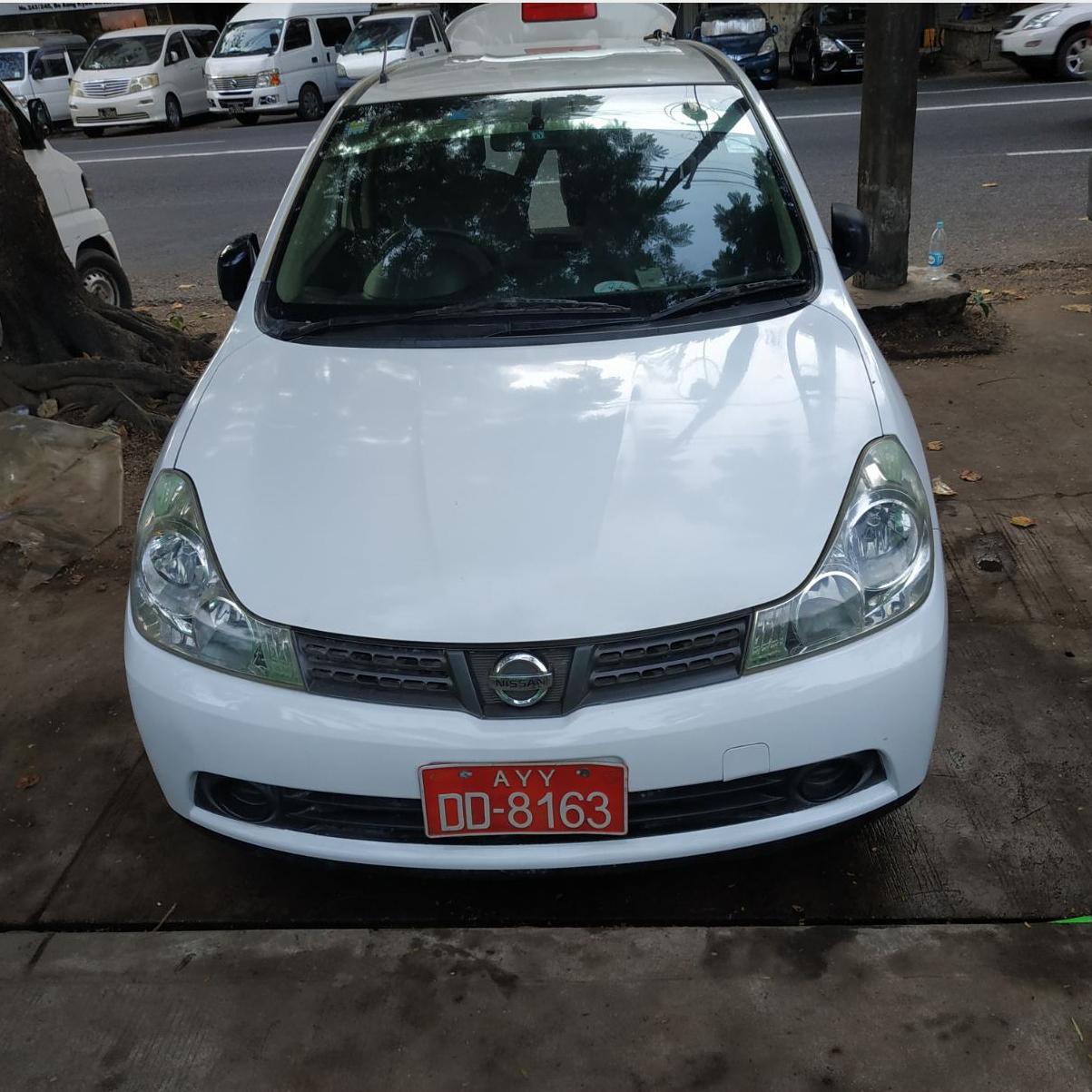 Nissan Wingroad 2007  Image, ကား/စီဒန် classified, Myanmar marketplace, Myanmarkt